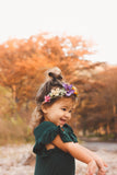 Kids Delicate Halo Flower Crown