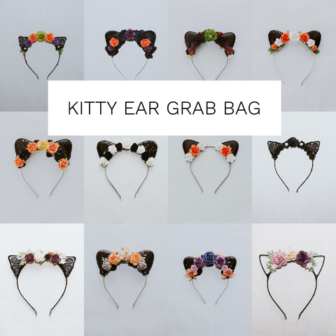 Kitty Ear Grab Bag