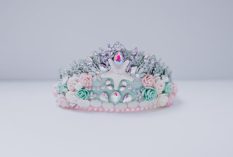 Large Mermaid Crown
