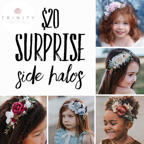 SBS- $20 Surprise Side Halo