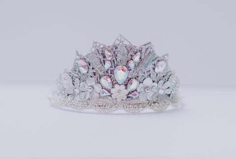 Small Mermaid Princess Crown