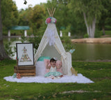 Custom Teepee Topper