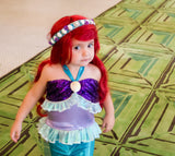 Ariel The Little Mermaid Inspired Princess Halo