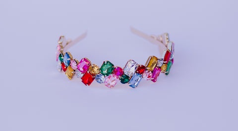 Double Gem Headband RTS
