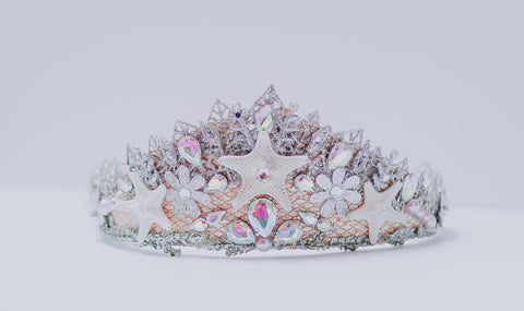 Medium Mermaid Crown