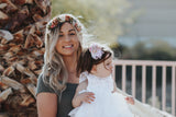 Mommy and Me Flower Crowns