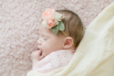 Newborn Flower Crown