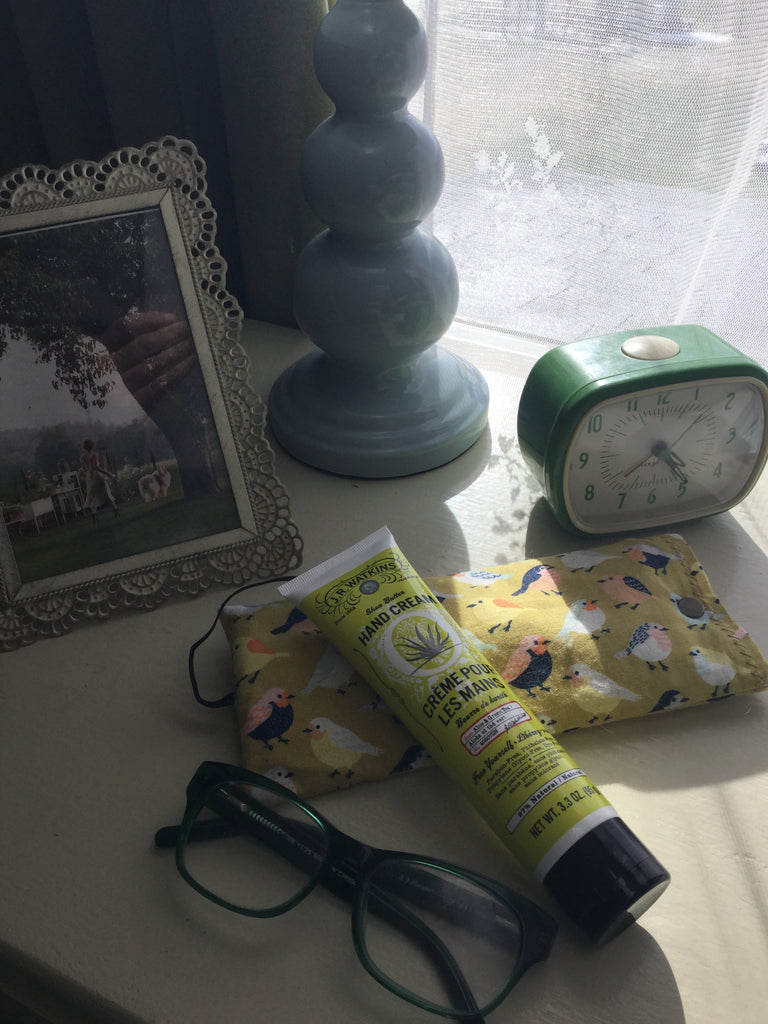 JR Watkins Aloe and Green Tea Hand Cream