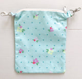 Waterproof Laminated Clothespin Bag