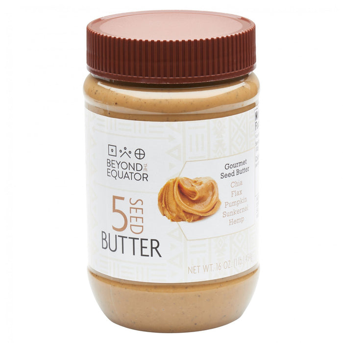 5 seed butter