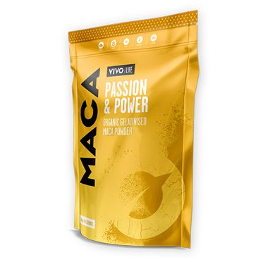 Maca passion and power