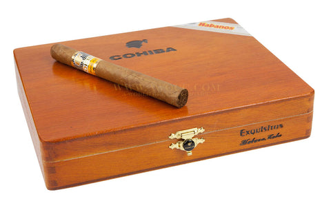 """buy Cohiba Exquisitos 25p online"""