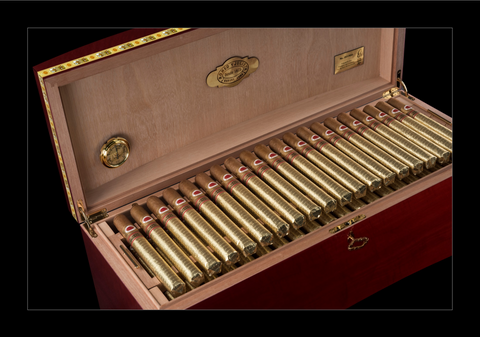 Romeo y Julieta Grand Churchill humidor # 20 last one in 2021