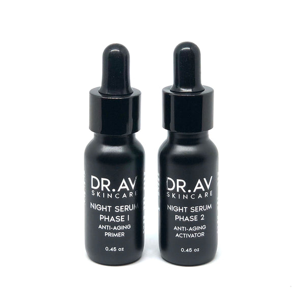 DR.AV TWO-PHASE NIGHT SERUM