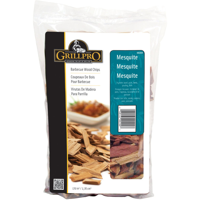 Grill Pro Mesquite Wood Chips