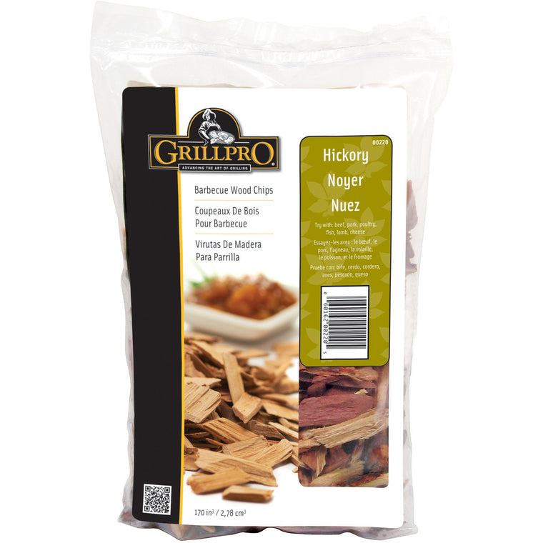 Grill Pro Hickory Wood Chips