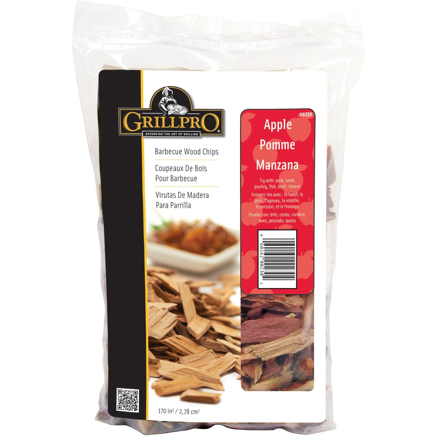 Grill Pro Apple Wood Chips
