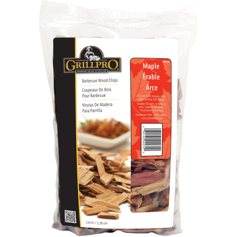 Grill Pro Maple Wood Chips