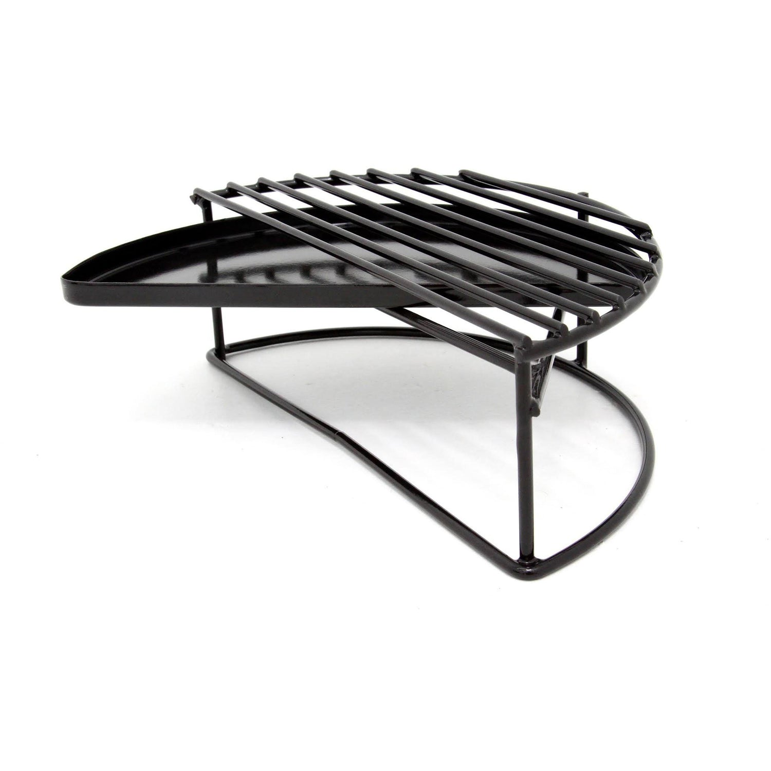 Big Green Egg Xl Extended Racks – Half Moon Raised Grids