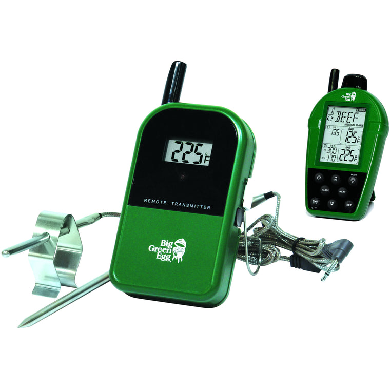 Big Green Egg Dual Probe Remote Thermometer