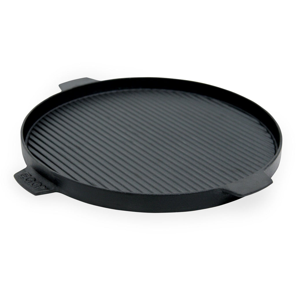 Big Green Egg Cast Iron Plancha Griddle