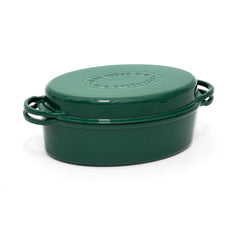 Big Green Egg Oval Dutch Oven