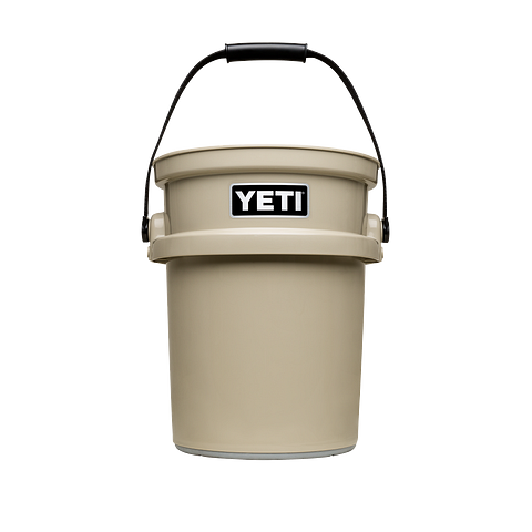 Yeti LoadOut 20-Liter Bucket - Tan