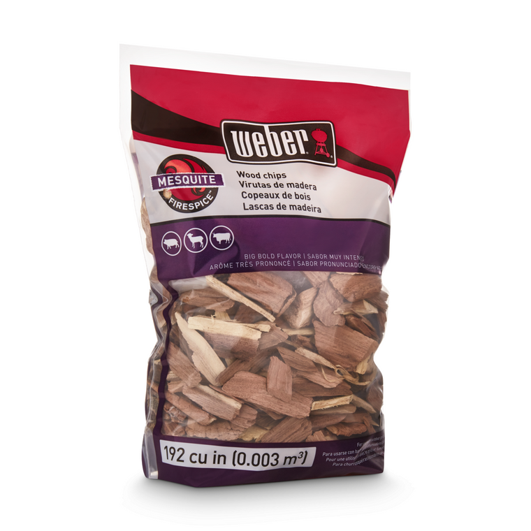 Weber Firespice Mesquite Wood Chips