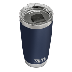 Yeti Rambler 591ml/ 20oz Tumbler with Magslider Lid - Navy