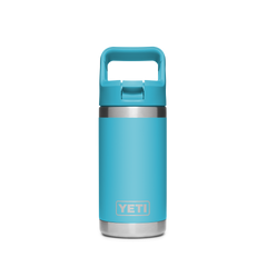 Yeti Rambler Jr. 12oz / 355ml Kids Bottle - Reef Blue