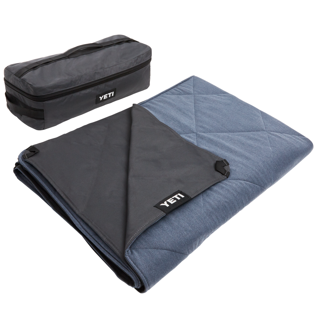 Yeti Lowlands Blanket - Smoke Blue