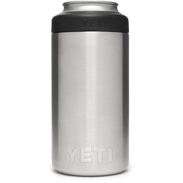 Yeti Rambler 473ml Colster 2.0 Tall Can Insulator - Stainless