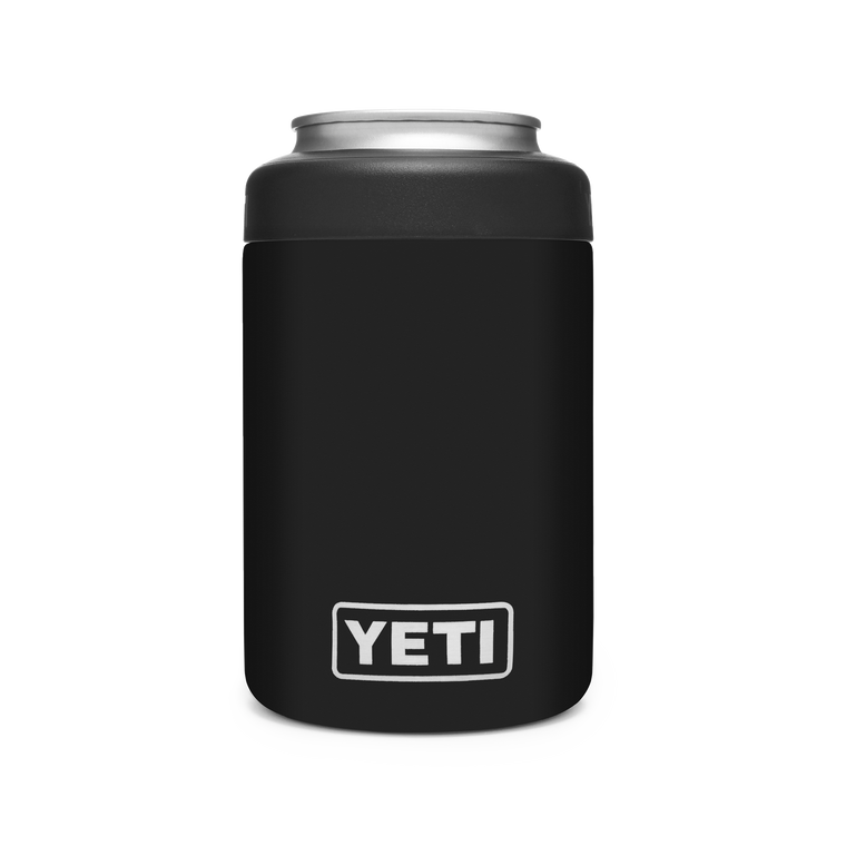 Yeti Rambler 355ml Colster 2.0 Can Insulator - Black