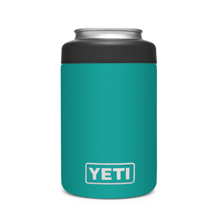 Yeti Rambler 355ml Colster 2.0 Can Insulator - Aquifer Blue