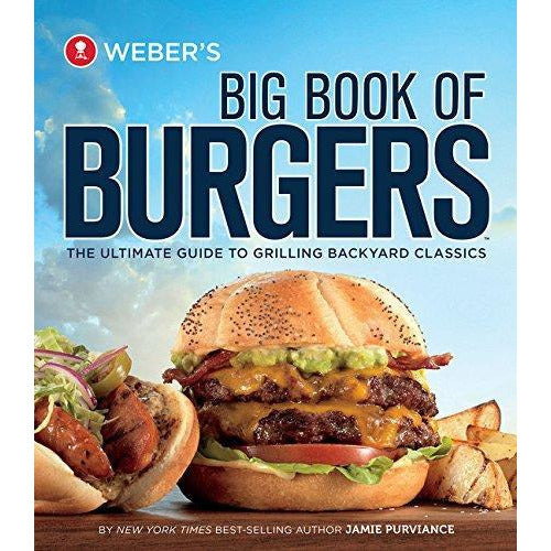 Weber Big Book Of Burgers