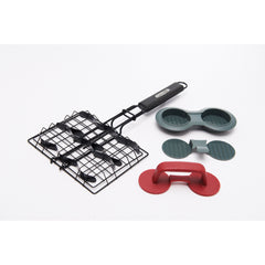 Grill Pro Burger Slider Basket/Press