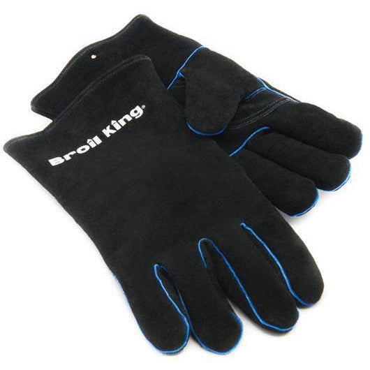 Broil King Leather Grill Gloves