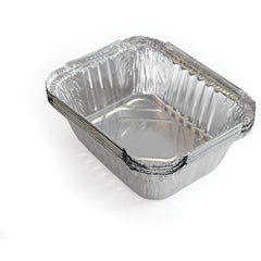 "Napoleon Grease Drip Tray 6'x5"" - 5 Pack"