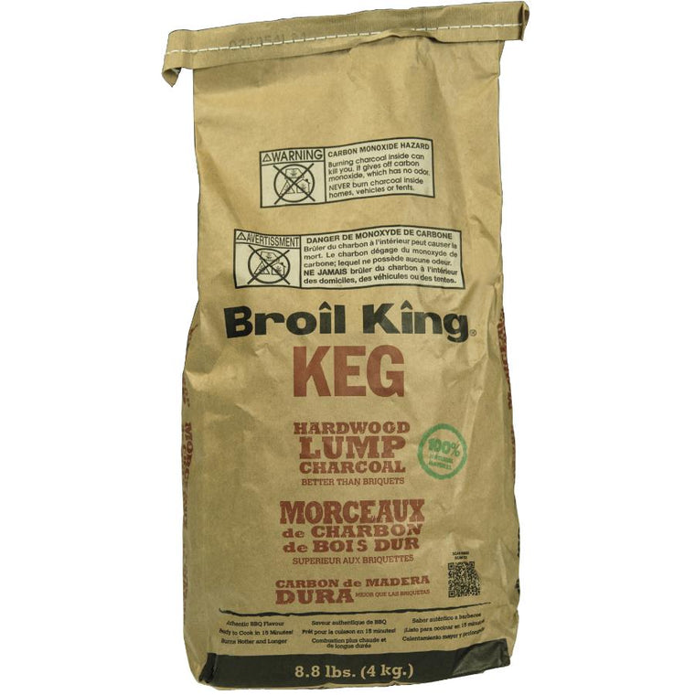 Broil King Keg Hardwood Lump Charcoal