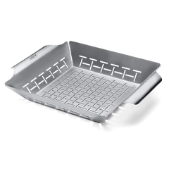 Weber Style Deluxe Grilling Basket