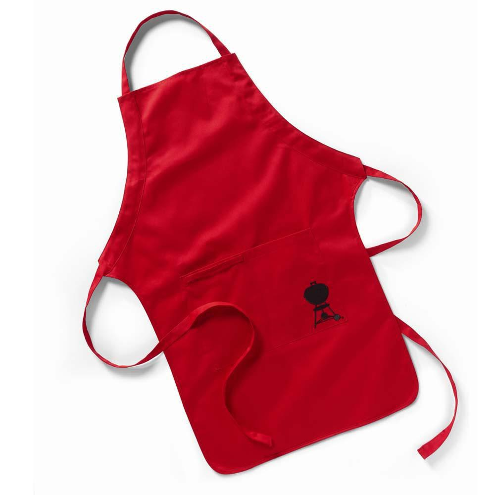 Weber Apron New - Red