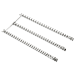 Weber Stainless Steel Burner Set SPIRIT 700 GENESIS SILVER B/C GOLD 2002>