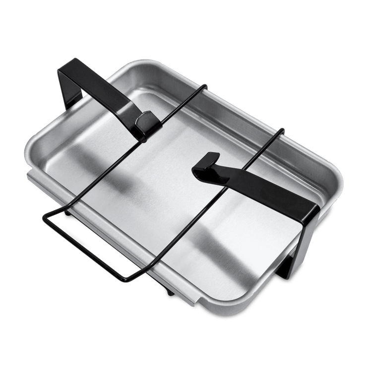 Weber Catch Pan And Holder