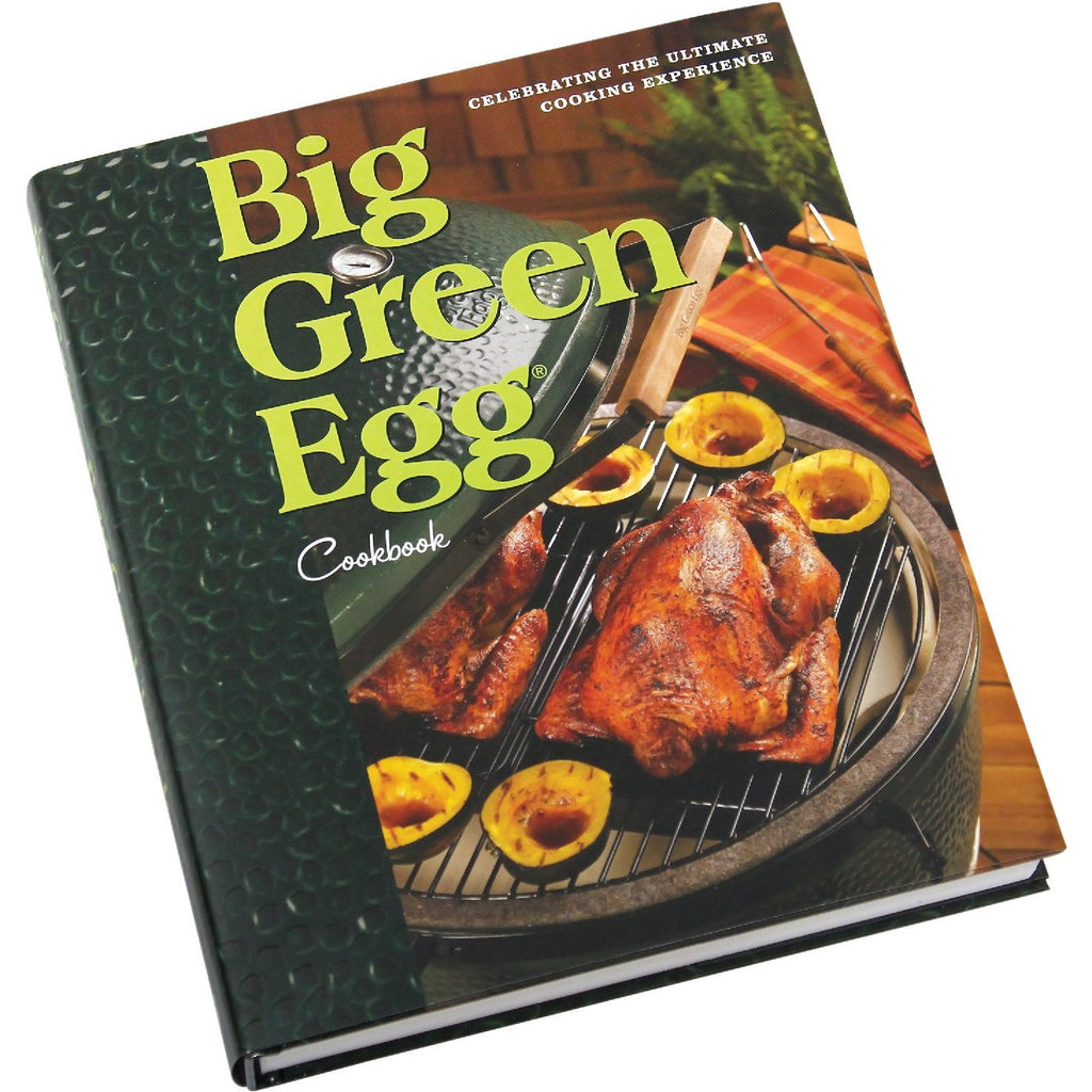 Big Green Egg Hardcover Cookbook