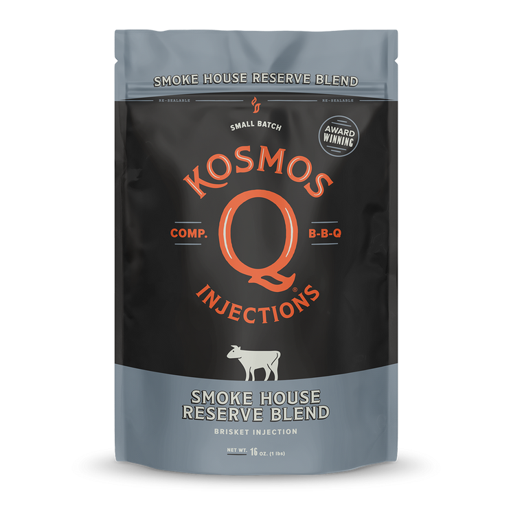 Kosmo's Injections - Smoke House Reserve Blend