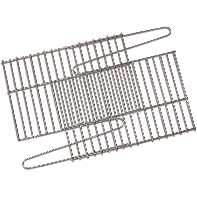 Grill Pro Universal Fit Adjustable Rock Grid