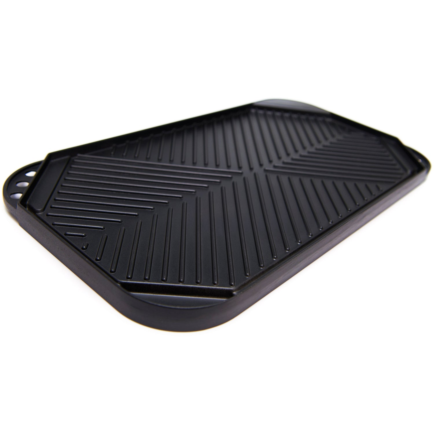 Grill Pro Non-Stick Cast Iron Griddle