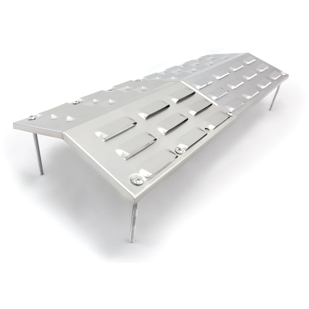 Grill Pro stainless steel Heat Plate