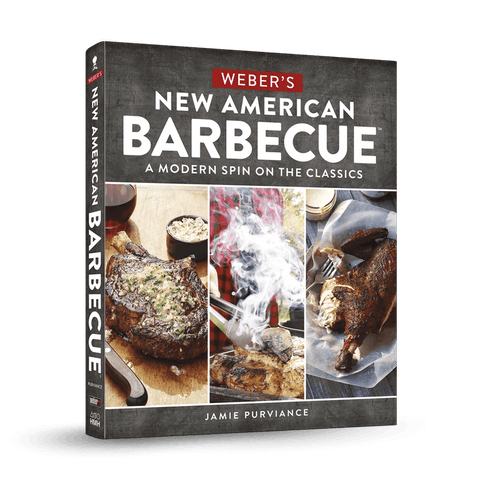 Weber's New American Cook Book