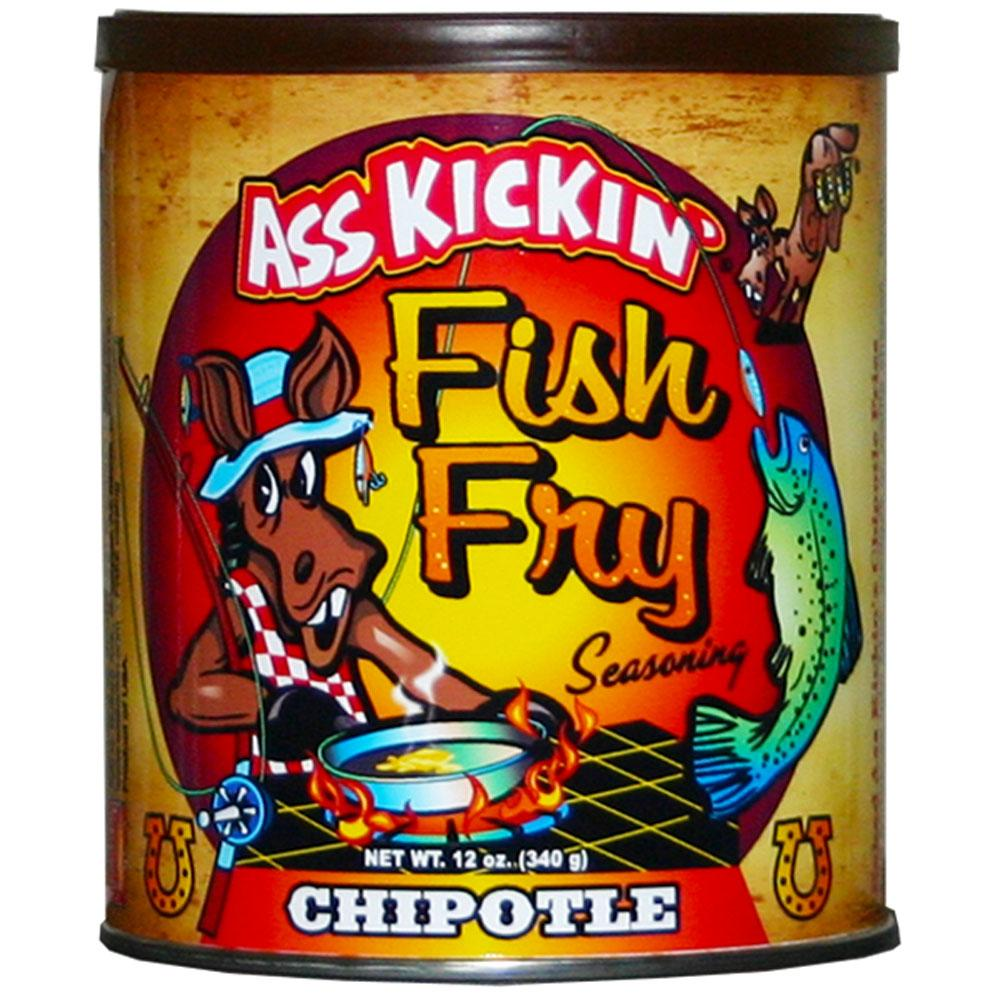 Ass Kickin Chipotle Fish Fry